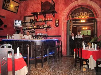 Restaurant Mesón del principe, Camaguey, Cuba
