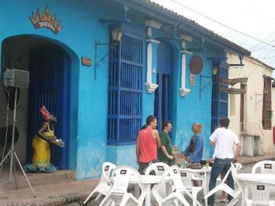 Restaurant El Patio, Camaguey, Cuba