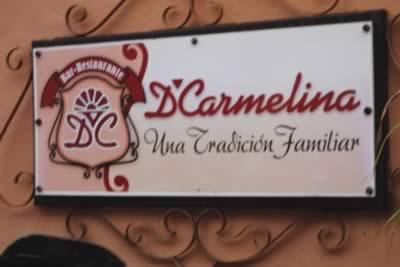 Restaurant D'Carmelina Picture 2