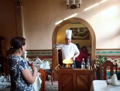 Restaurante 1910, Holguin, Cuba