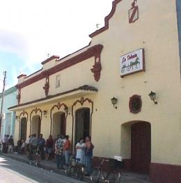 Restaurante La Volanta, Camaguey, Cuba