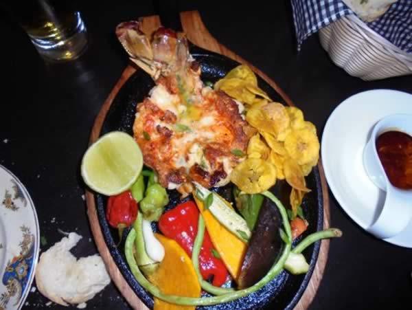 Restaurant O'Reilly 304,La Havana, Cuba