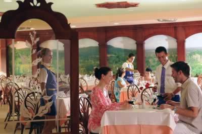 Restaurante del Hotel Iberostar Taino, Varadero
