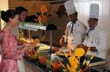 Restaurante buffet del Hotel Iberostar Taino