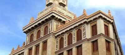 Edificio Bacardí, La Habana, Cuba