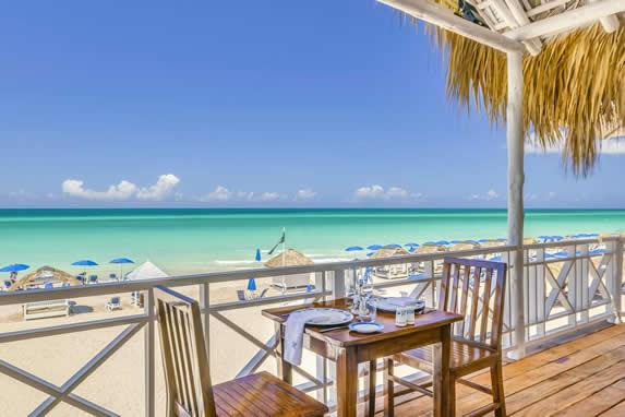 Beach Bar in Royalton Hicacos