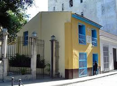 View Birthplace of Jose Martí, Havana, Cuba