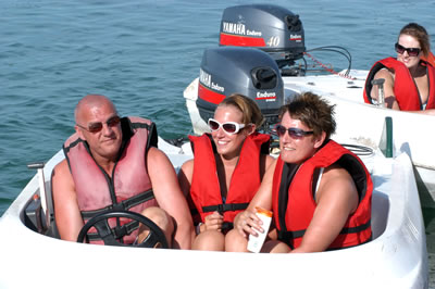 Yachting, catamaran, boat trips. Picture 3
