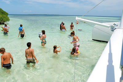 Yachting, catamaran, boat trips. Picture 7