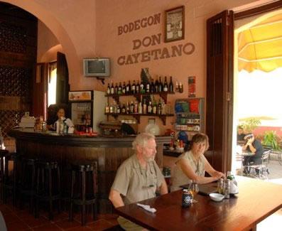 Restaurant Bodegón de Don Cayetano, Camaguey,Cuba