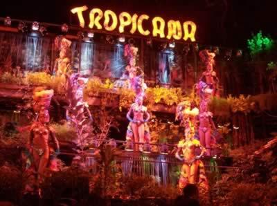 Tropicana Cabaret - Havana, Cuba.