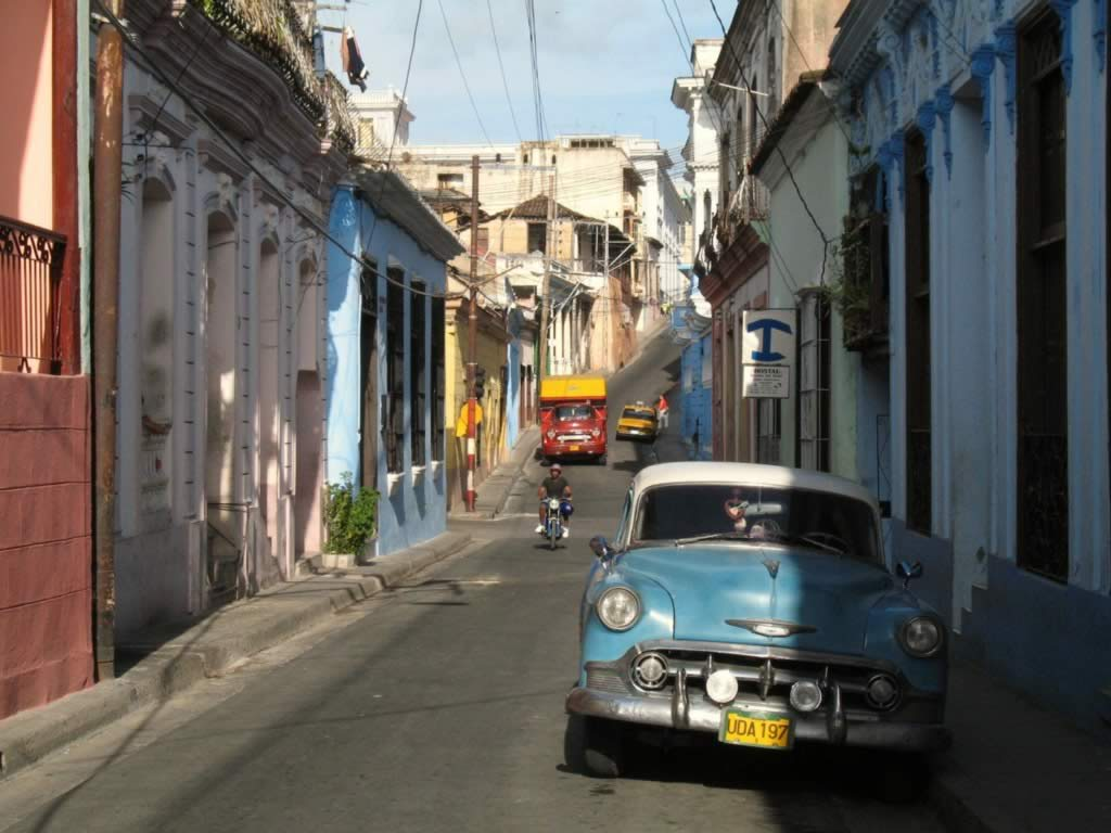 Heredia Street, Santiago de Cuba