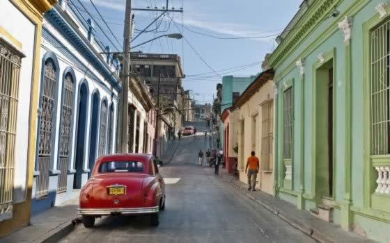 Calle Heredia, Samtiago de Cuba