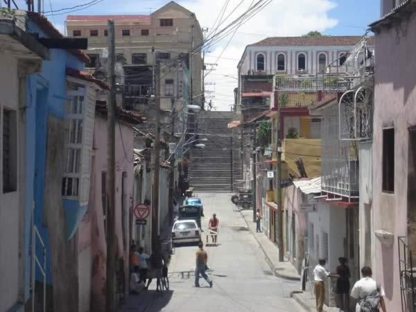 Padre Pico Street, Santiago de Cuba