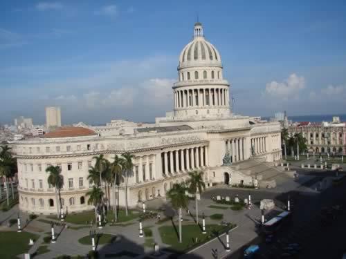 Capitol Building , Havana, Cuba