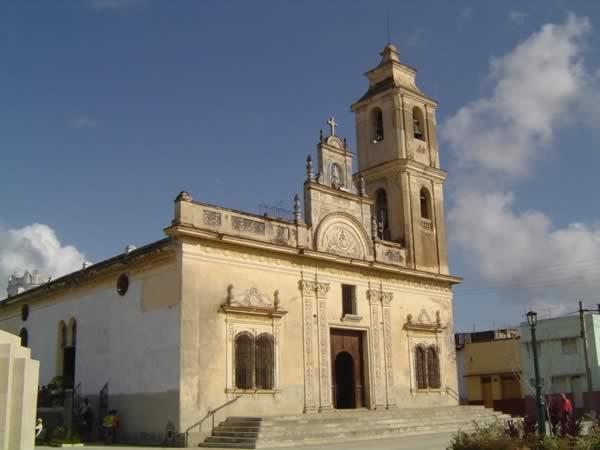 Iglesia Nuestra Señora de la Caridad,SantiSpiritus