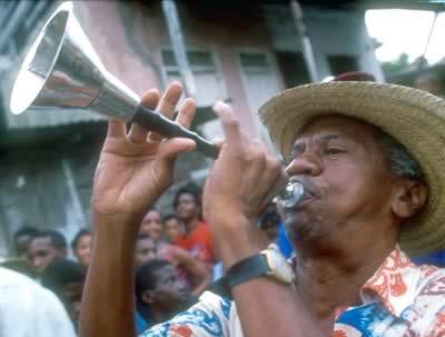 Carnavales en Santiago de Cuba