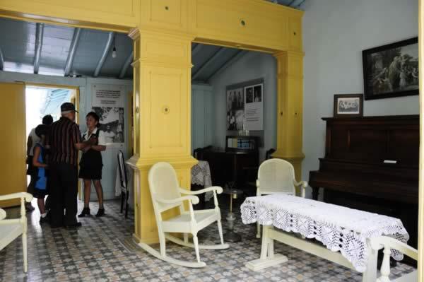 Casa Museo Frank Pais, Santiago de Cuba