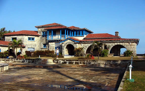 Alcapone house in Varadero