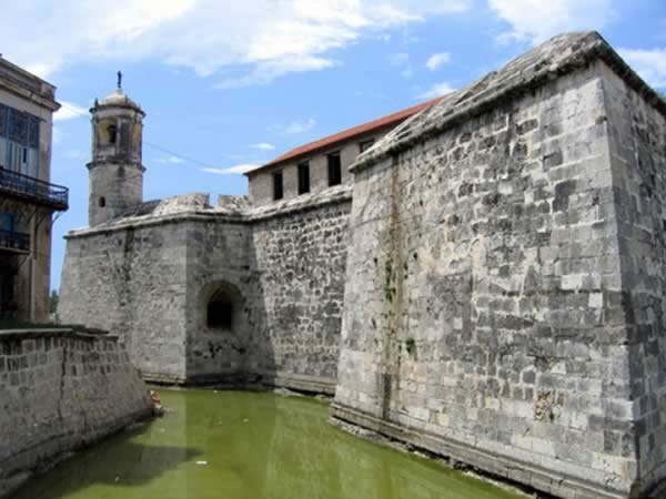 Castillo de la Real Fuerza, La Habana, Cuba