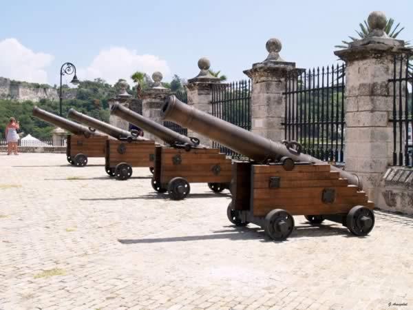 Castillo de la Real Fuerza, Havana, Cuba
