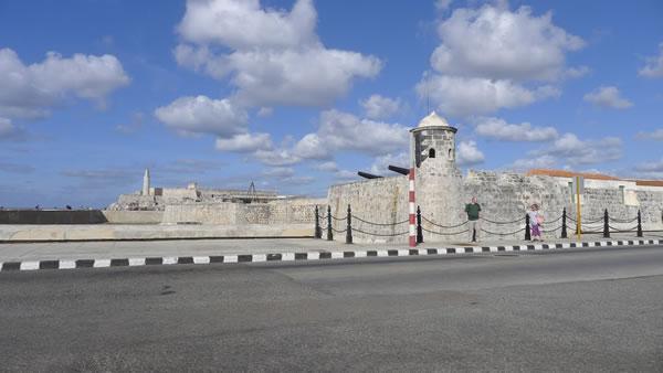 Castillo de San Salvador de la Punta, Habana, Cuba