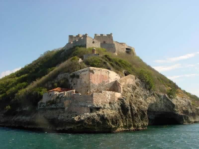 Morro Castle, Santiago de Cuba