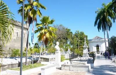 Santa Efigenia Cemetery, Santiago de Cuba
