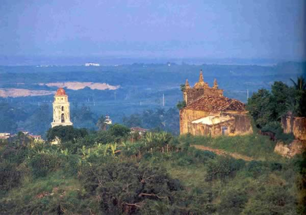 the Hill of the Watch, Trinidad, Cuba