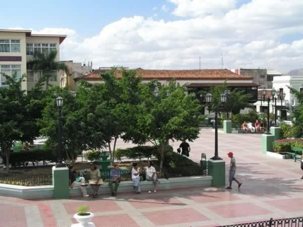 Parque Céspedes, Santiago de Cuba