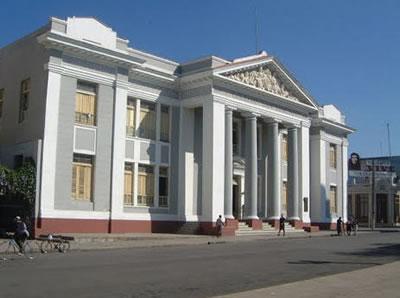 Colegio San Lorenzo, Cienfuegos, Cuba