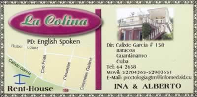 Restaurant La Colina, Baracoa, Cuba