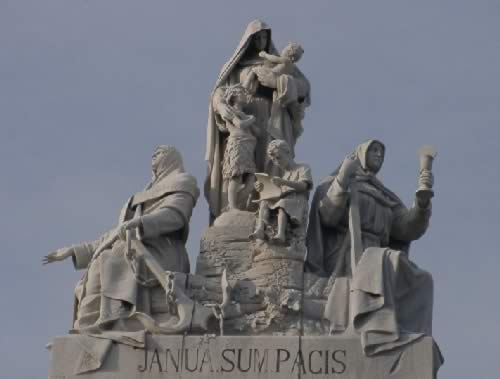 Cementerio de Colón, La Habana, Cuba