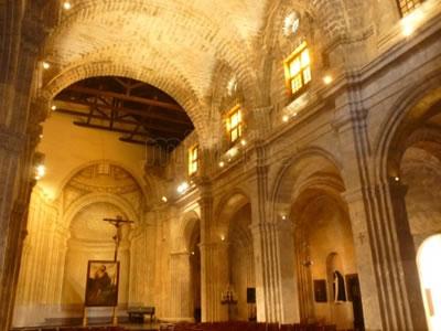 San Fransisco de Asis Convent - Havana, Cuba.