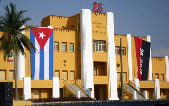 Moncada, Santiago de Cuba