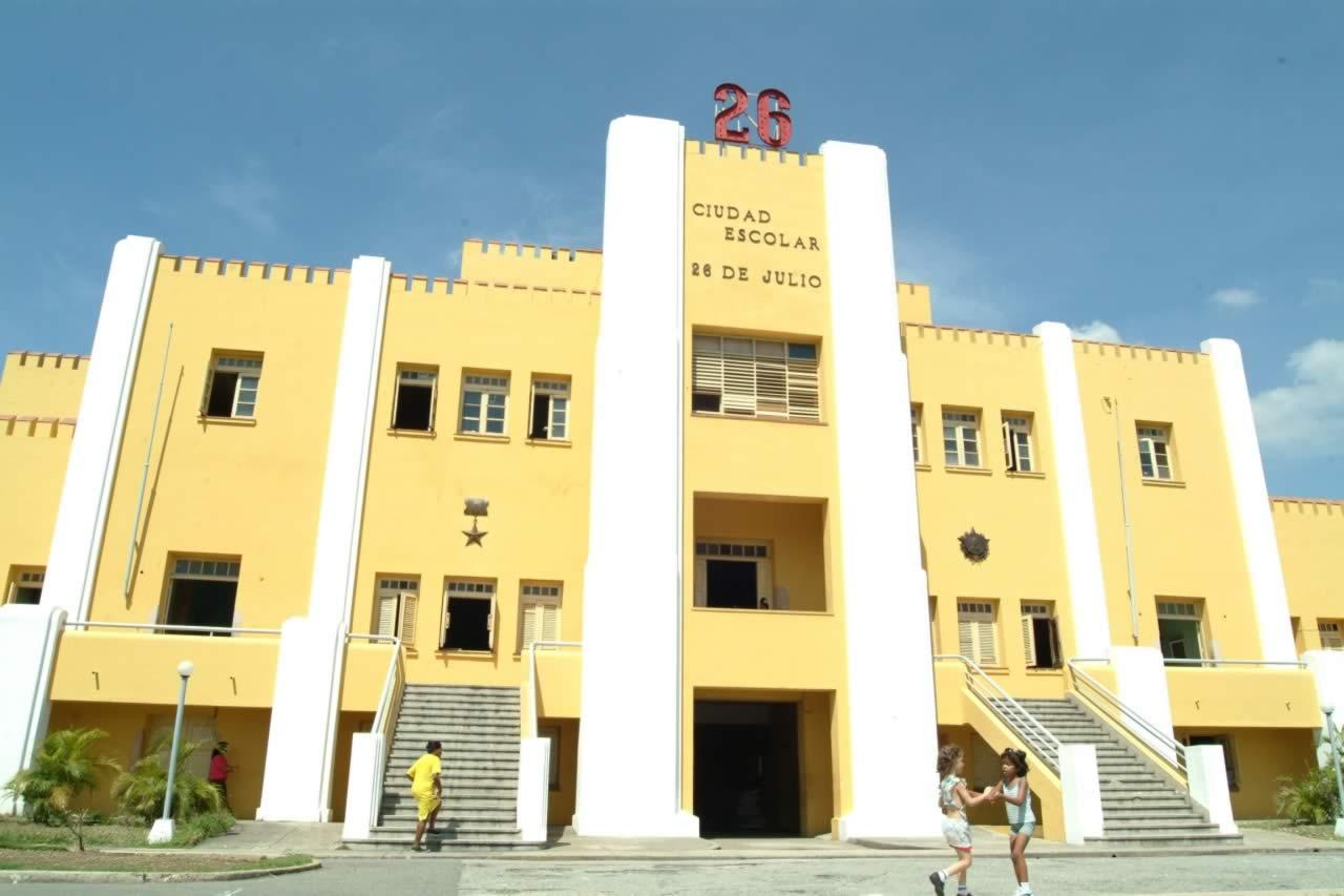 Cuartel Moncada, Santiago de Cuba