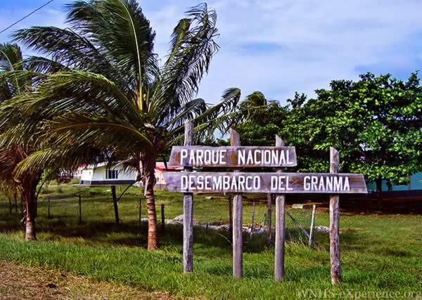 Desembarco del Granma park , Granma, cuba