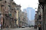 View of Havana Street with Habana Libre