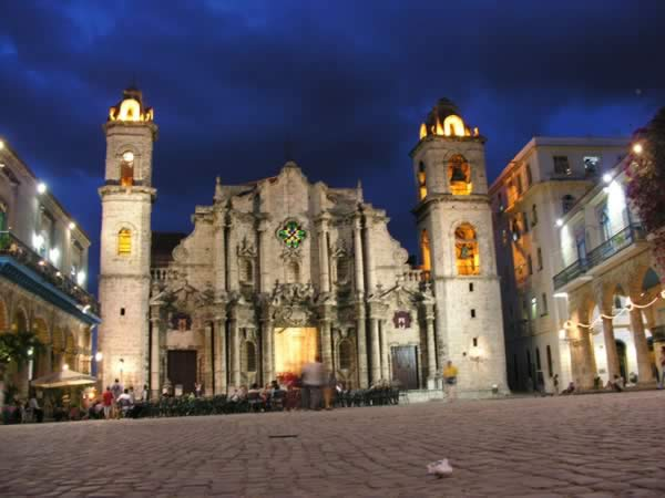 The Cathedral, Havana, Cuba