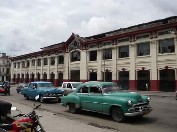 Cuatro Caminos, La Habana, Cuba