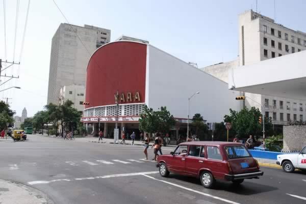 La Rampa, Vedado, La Habana, Cuba