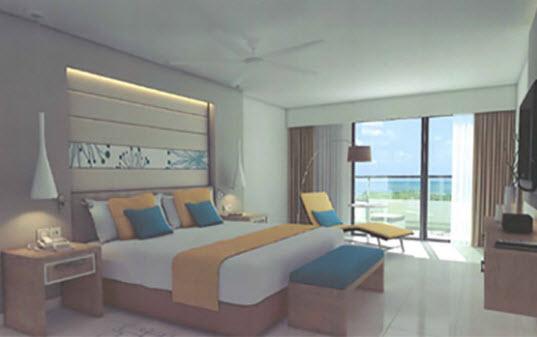 Premium Ocean Front View - Dhawa Cayo Santa Maria