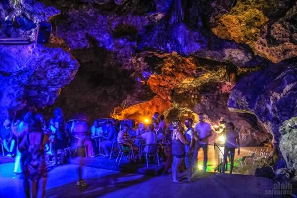 Ayala Cave, Trinidad, Cuba
