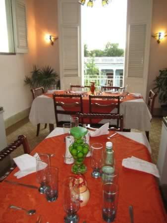 Restaurant Doña Nora, Cienfuegos, Cuba