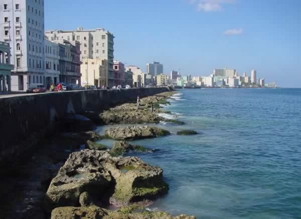 El Malecon, La Habana, Cuba