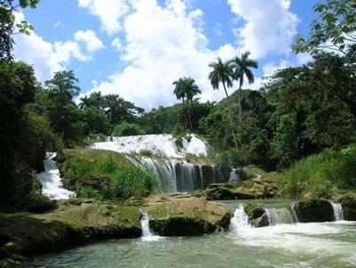 El Nicho, Cienfuegos -Trinidad, Cuba
