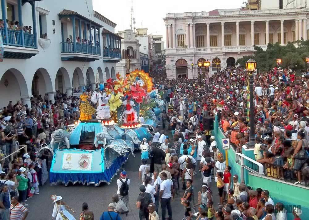 Fiesta del Fuego, Santiago de Cuba