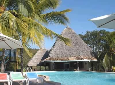 Piscina del Hotel Ma Dolores, Trinidad, Cuba