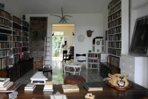 Finca Vigia - Hemingway home, Havana, Cuba