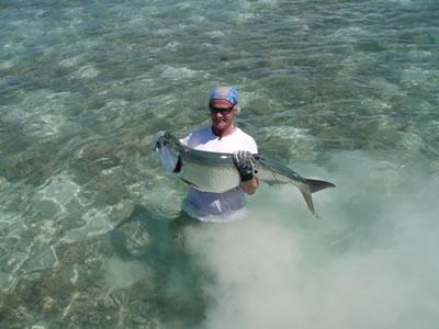 Pesca Cayo Santa Maria